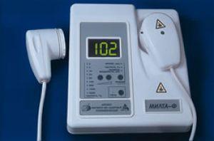 Аппарат «МИЛТА-Ф-8-01» РД-3, 9-12 Вт с расширенными диагностическими возможностями